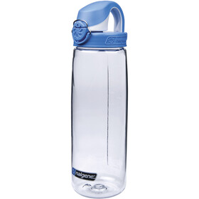 Nalgene Everyday OTF Trinkflasche 700ml transparent/blau
